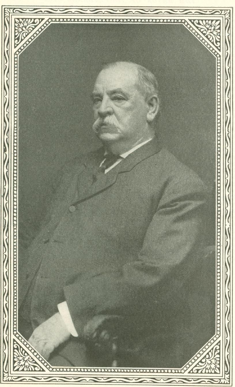 grover cleveland death