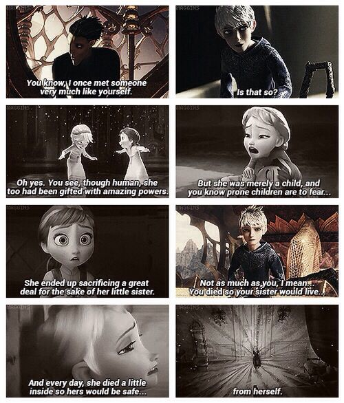 I haven't seen Frozen yet, but I want to and I feel like this will be a good post, so I shall post it now