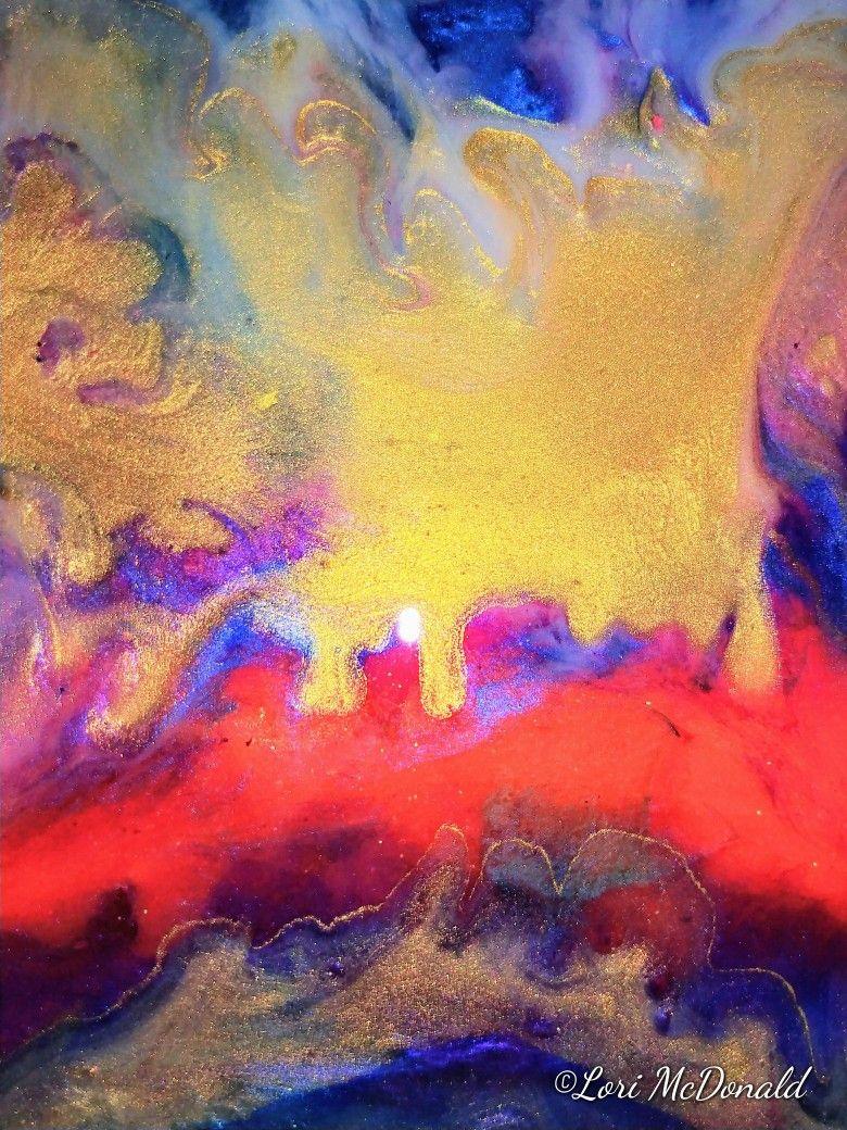 Lori McDonald Art Resin Art   AlienUFOart.com THE BEST METAPHYSICAL ...