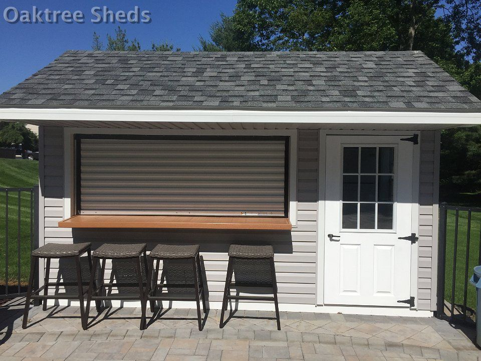 Bar Sheds Oaktree Gazebos