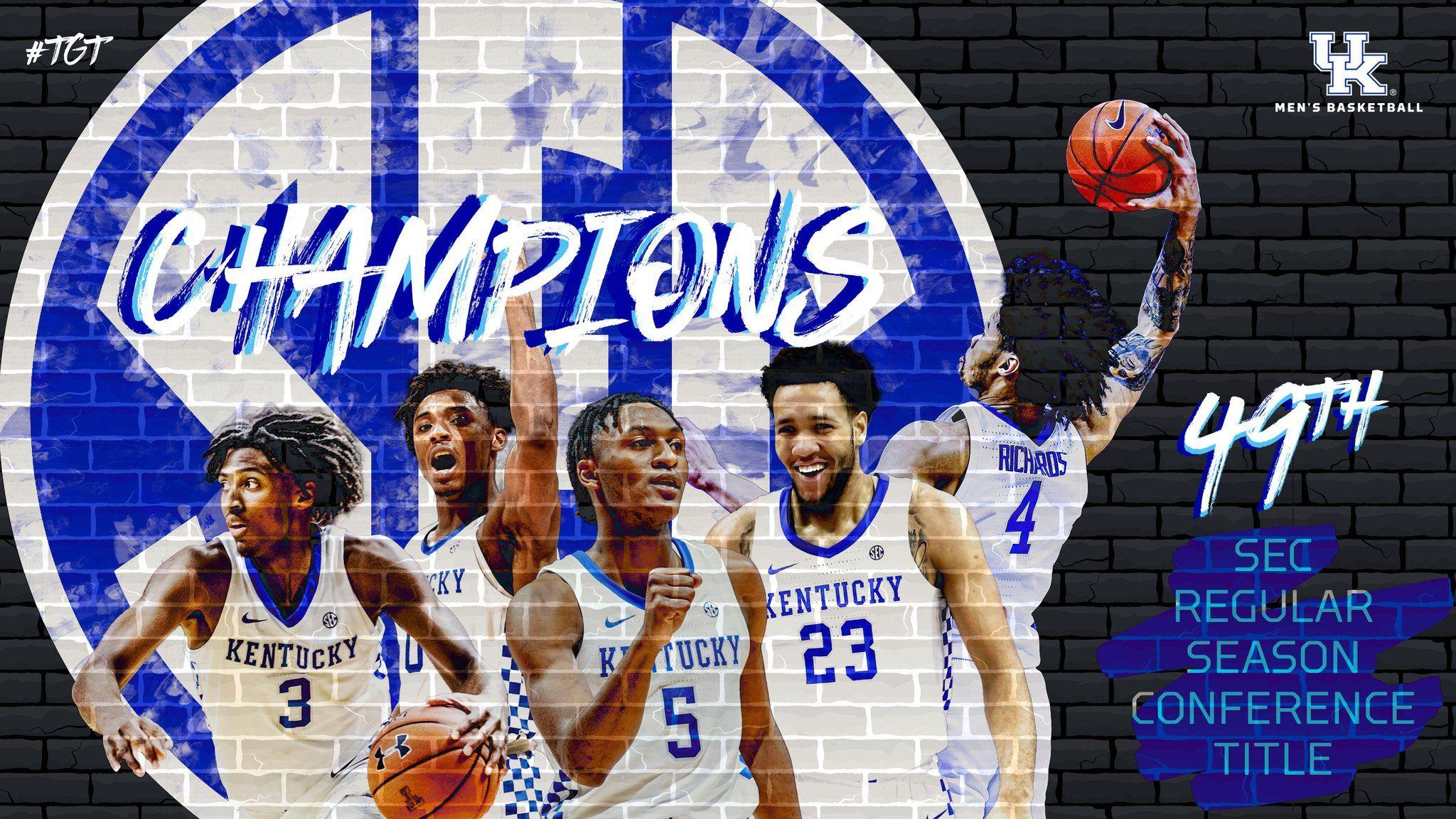 Kentucky Basketball On Twitter In 2020 Kentucky Kentucky Basketball Kentucky Wildcats Basketball