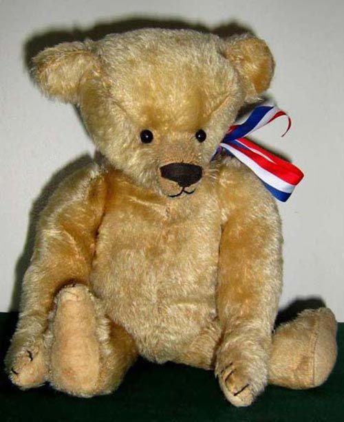 An Ideal Teddy Bear