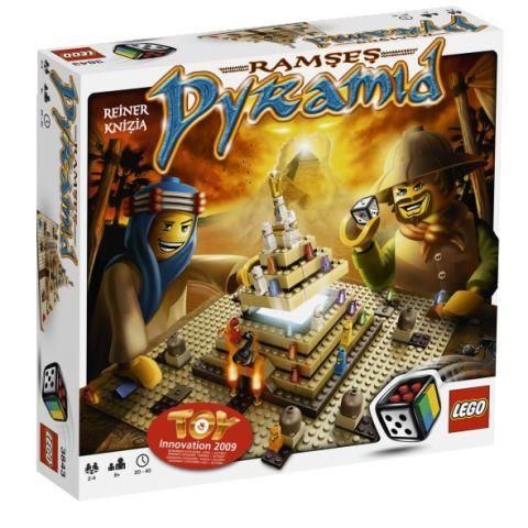 Mumiekongen Ramses planlægger at erobre hele Egypten med sin mumiehær! Lås de krystalkodede lag op for at klatre til pyramidens top og besejre Mumiekongen,...