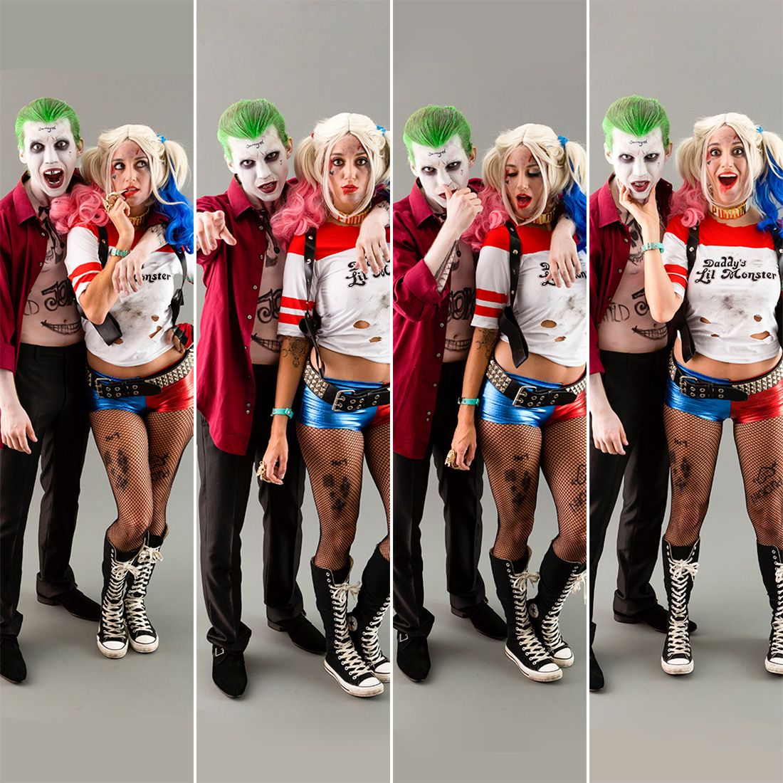 How to Rock Suicide Squad's Joker + Harley Quinn As a Couples ...
