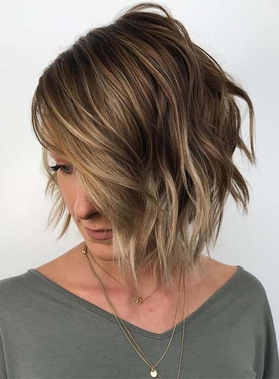 Unique Styles Of Angled Bob Haircuts To Wear In 2018 Bob Hair Cuts