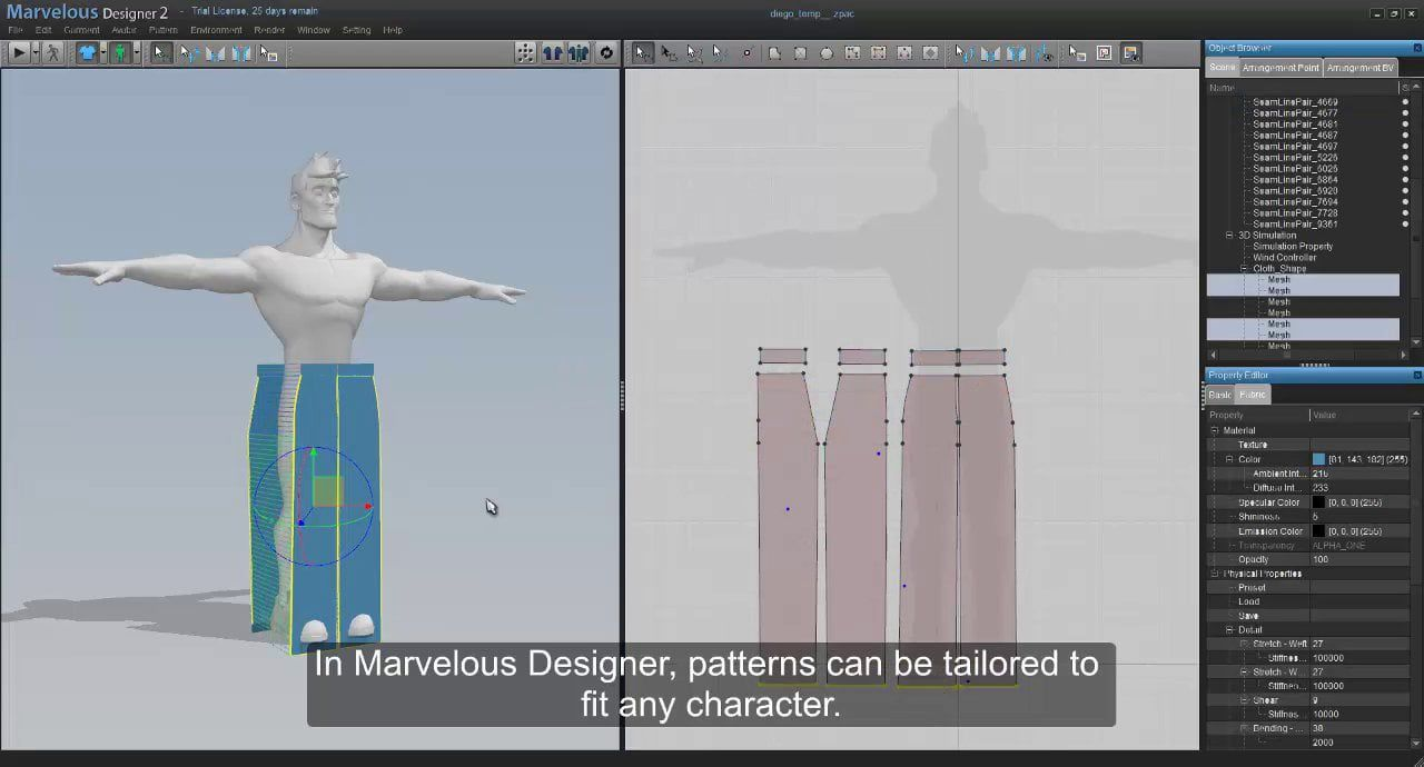 Marvelous Designer Workflow Overview | clothes refrence | Pinterest ...