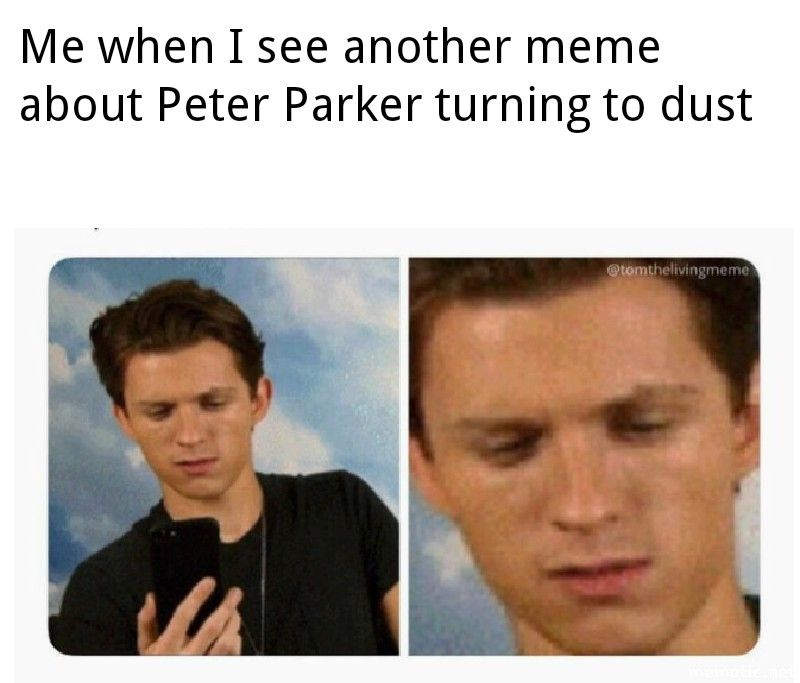Literally me (With images) Tom holland, Tom holland
