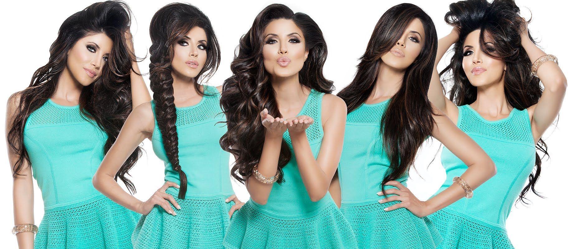 Leyla Milani Hair Tutorial Benefit Hair Pinterest Leyla Milani