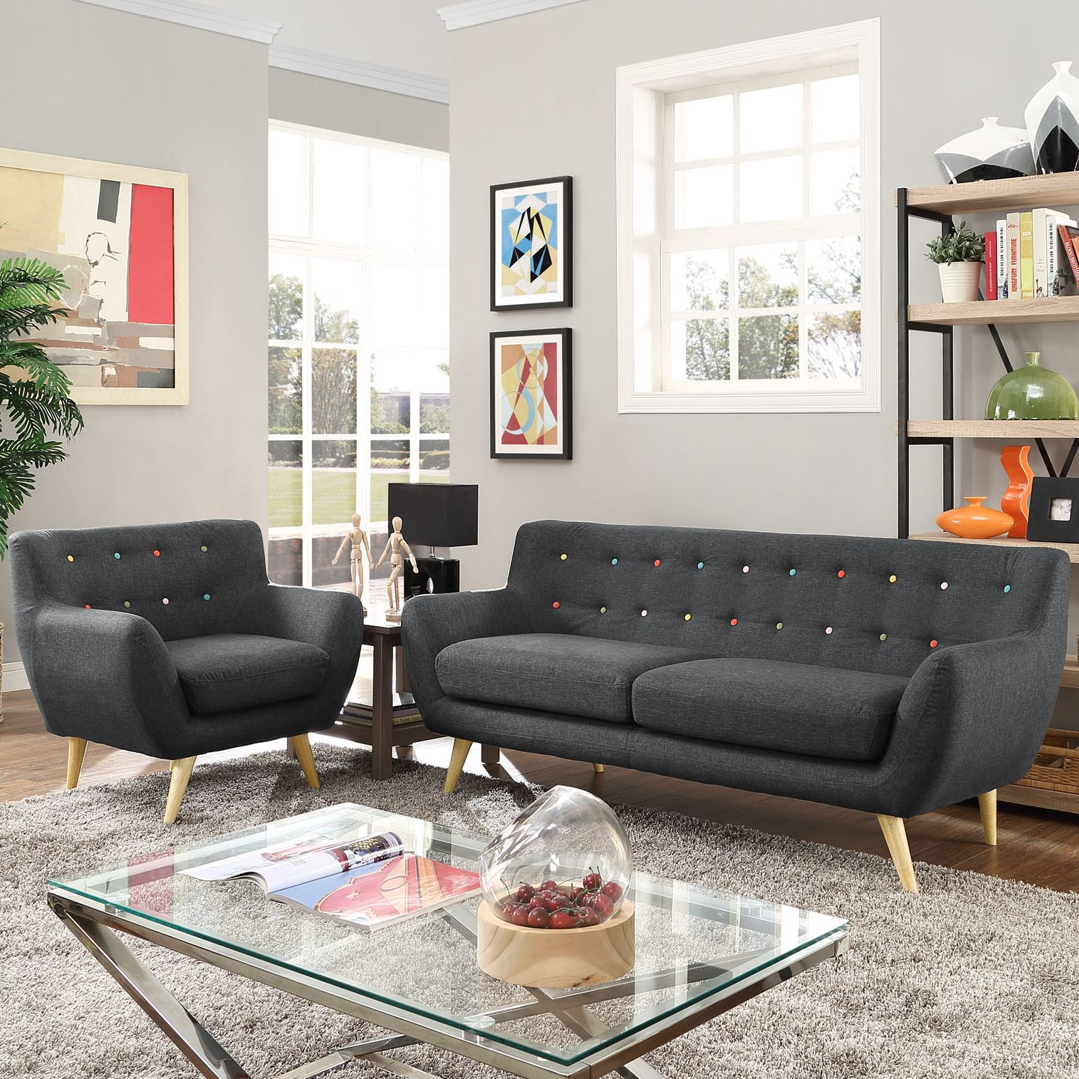 Best 15 Awesome Initiatives Of How To Build Full Living Room 400 x 300