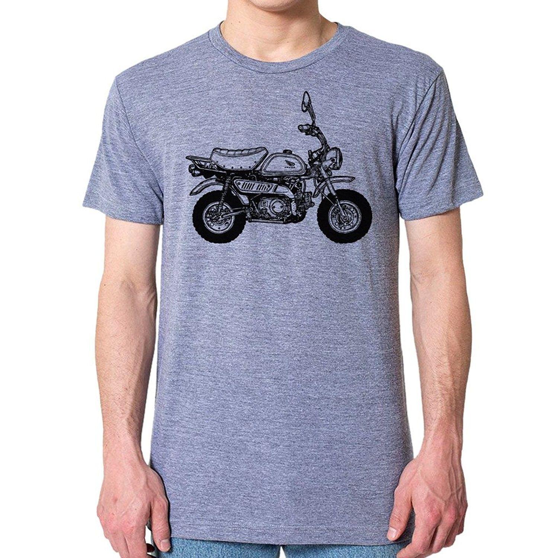 Classic Honda Cub Motorcycle Graphic Women/'s American Apparel tank top