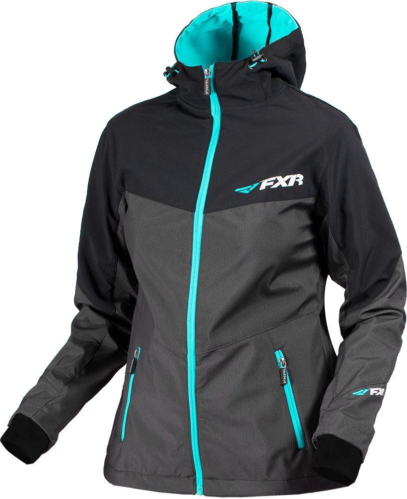 FXR Women's Fresh Softshell Jacket #jacketswomen