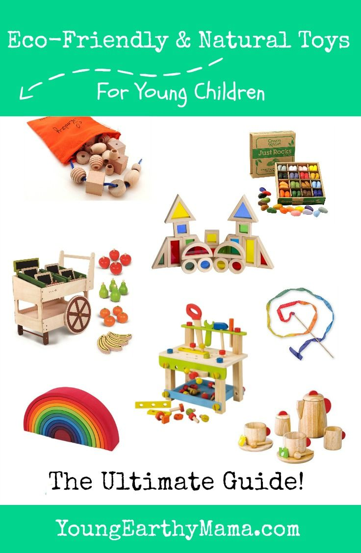 The ultimate list of eco friendly and natural toy gifts ...