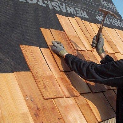 Tipps zur Verlegung von Holzschindeln in 2020