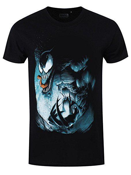 Spider-Man Venom - Angry T-Shirt schwarz S
