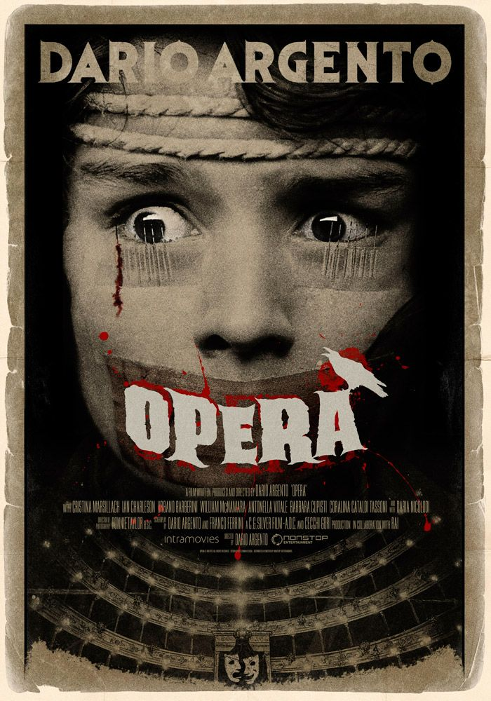 Image result for OPERA ( 1987 ) POSTER