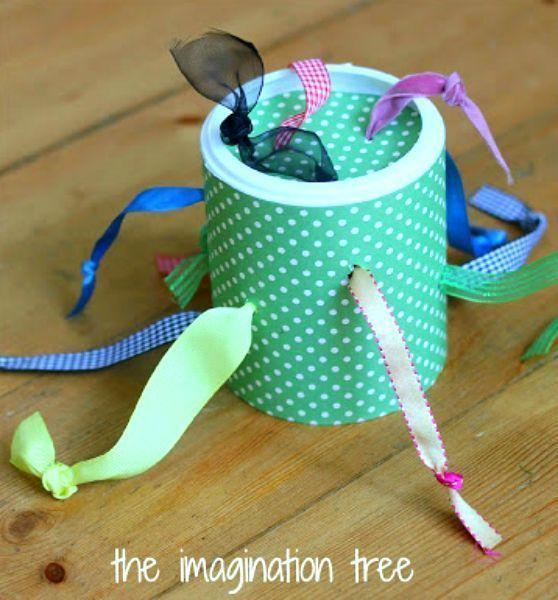 #kleinkindspielzeug #motorische #fhigkeiten #baby #diy #und #fr4 DIY Baby- und Kleinkindspielzeug fr...