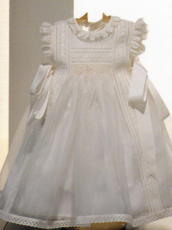 76a5f5bea Vestidos de comunión Aliana, Vestidos y Trajes de Bautizo | Baby ...