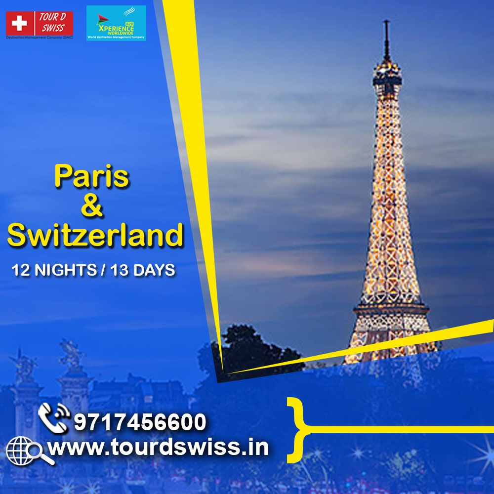 Switzerland Paris Tour Packages Book Switzerland Paris