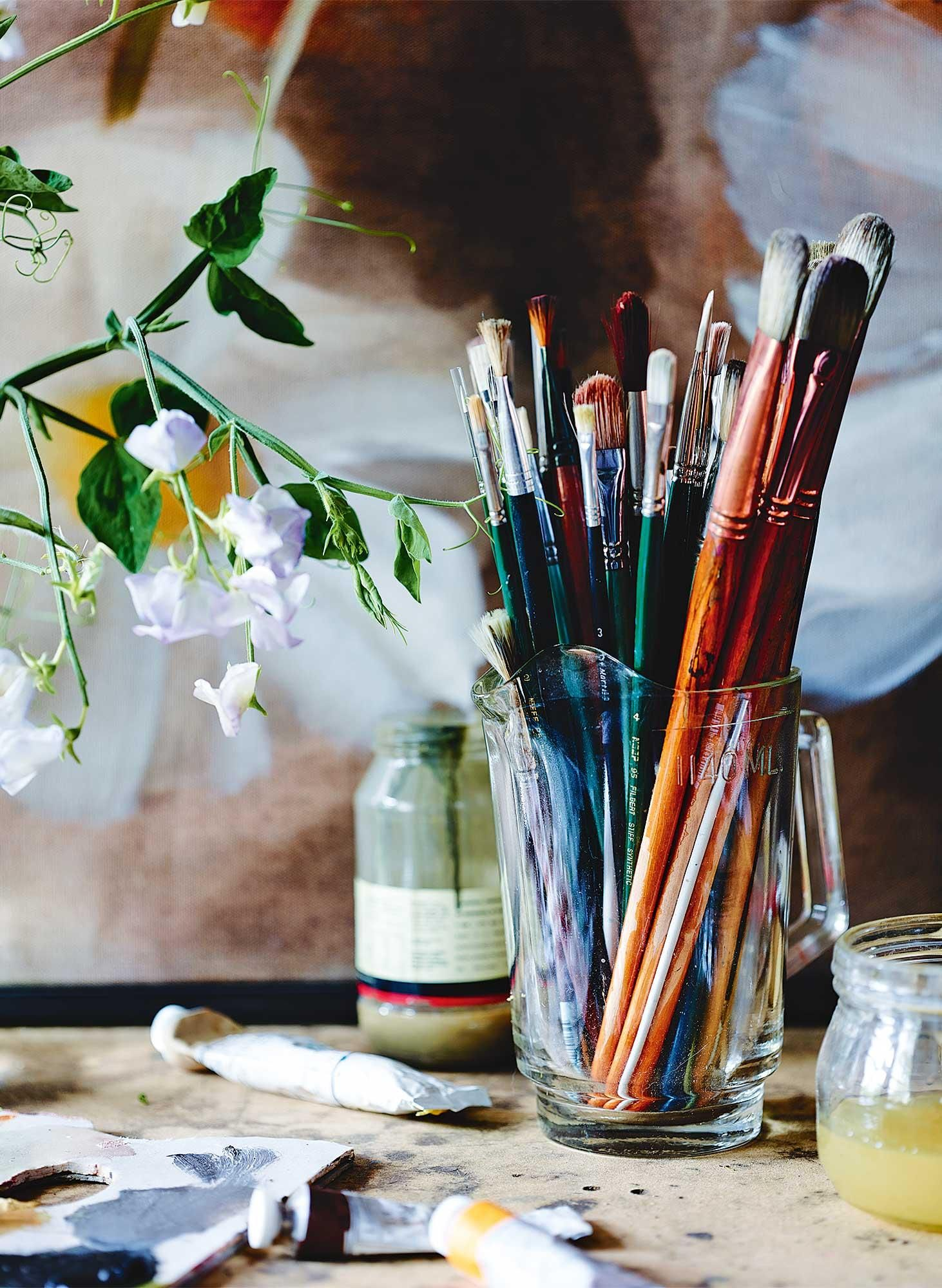 An Artist S Garden And Studio In The Adelaide Hills