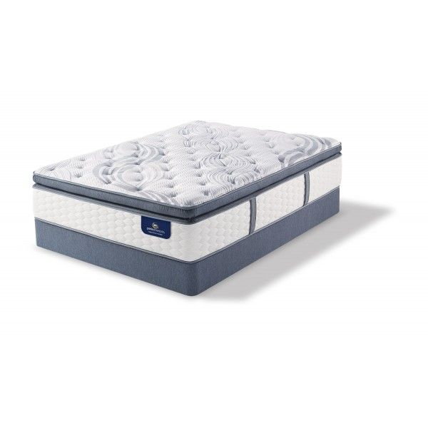 The Serta Perfect Sleeper Mackay Luxury Firm Pillow Top Mattress Features Serta S Cool Action Gel Memory Foam And New Mattress Mattress Box Springs Pillow Top