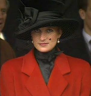 Diana, Princess of Wales -- she wore all her many hats with aplomb!
