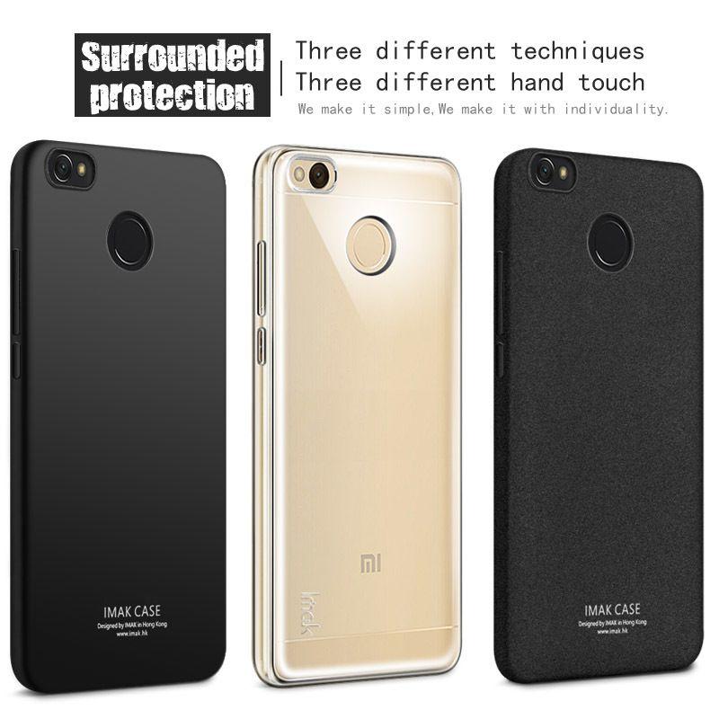 423ccf5ffb21 Xiaomi Redmi 4X Case 5.0 Inch Imak Shockproof Soft TPU Back Cover Case For Xiaomi  Redmi