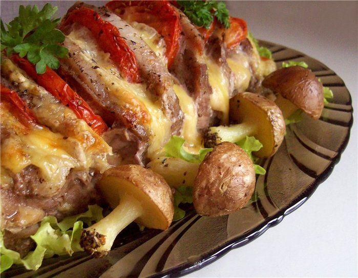 Carne de porco assada acordeão .. Discussão LiveInternet - Serviço russo diários on-line