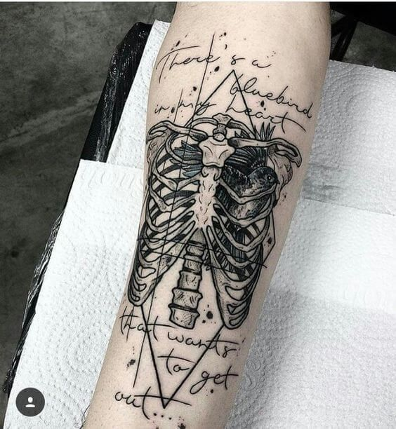 Small Arm Tattoos for Men - Designs and Ideas for 2020