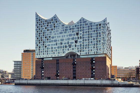 The Elbphilharmonie Hamburg By Herzog De Meuron Concert Halls Architecture Elbphilharmonie Concert Hall Cultural Architecture