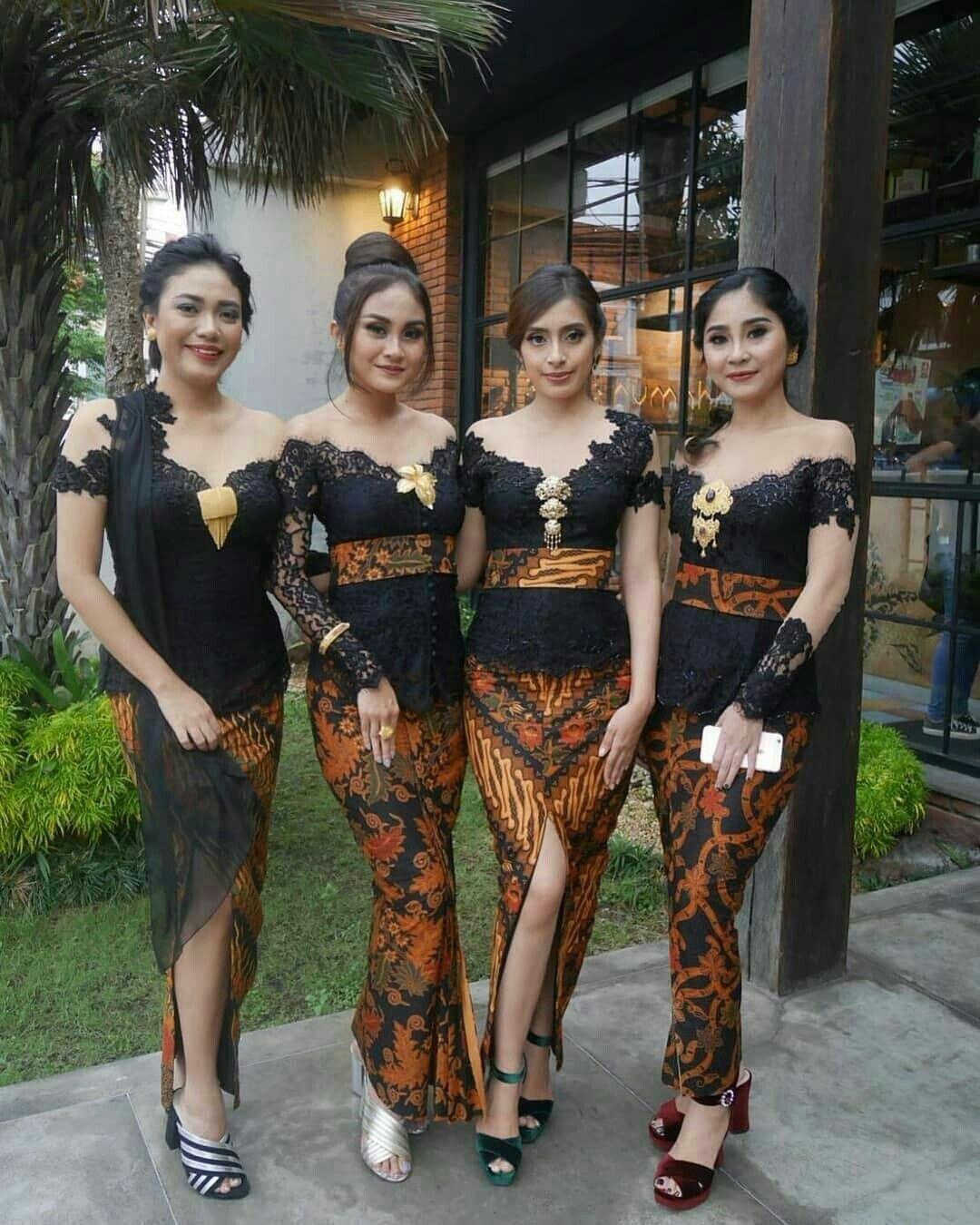 Photo of Indonesians Kebaya