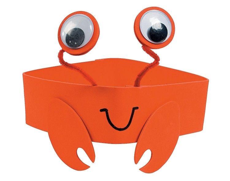 faschingsmasken basteln lustige so wird der karneval richtig lustig selber mit kindern