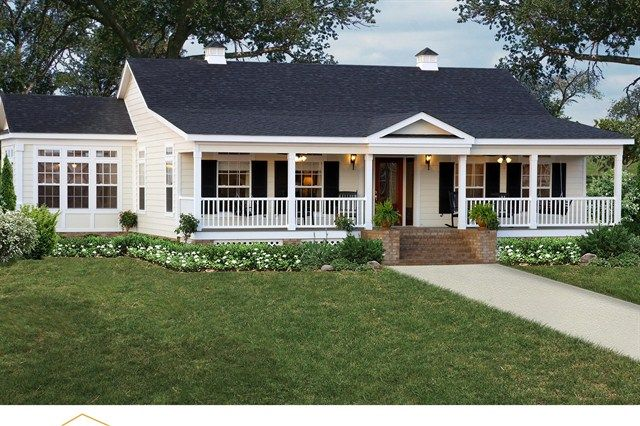 Clayton homes florida style home.