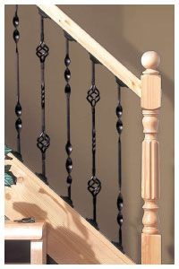 Metal Balusters for stair banisters | Stairs design ...