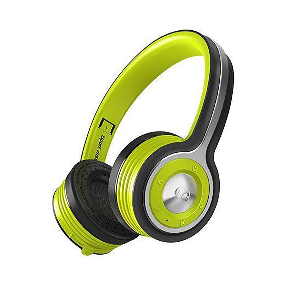 Monster iSport Freedom Wireless Headphone Workout