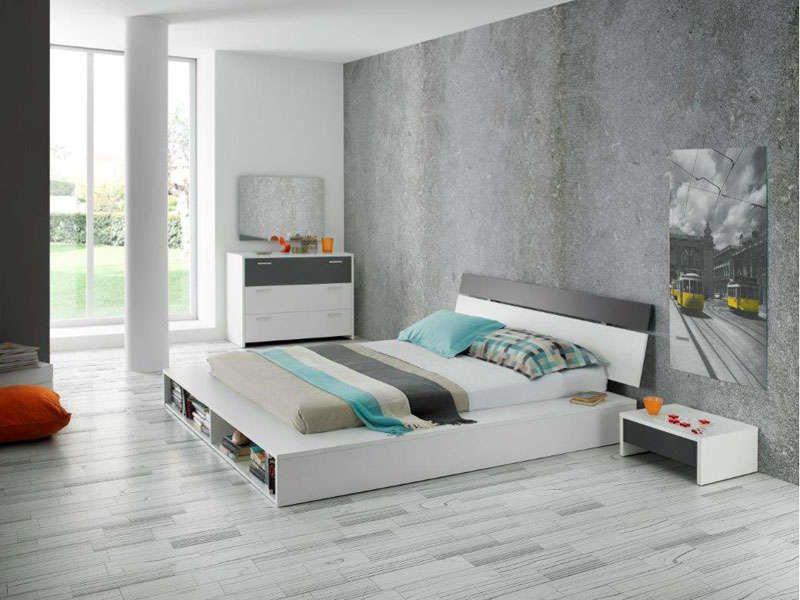 oltre 1000 idee su coffre de lit su pinterest lit coffre canap dangle convertible e canap d angle - Lit Podium Conforama