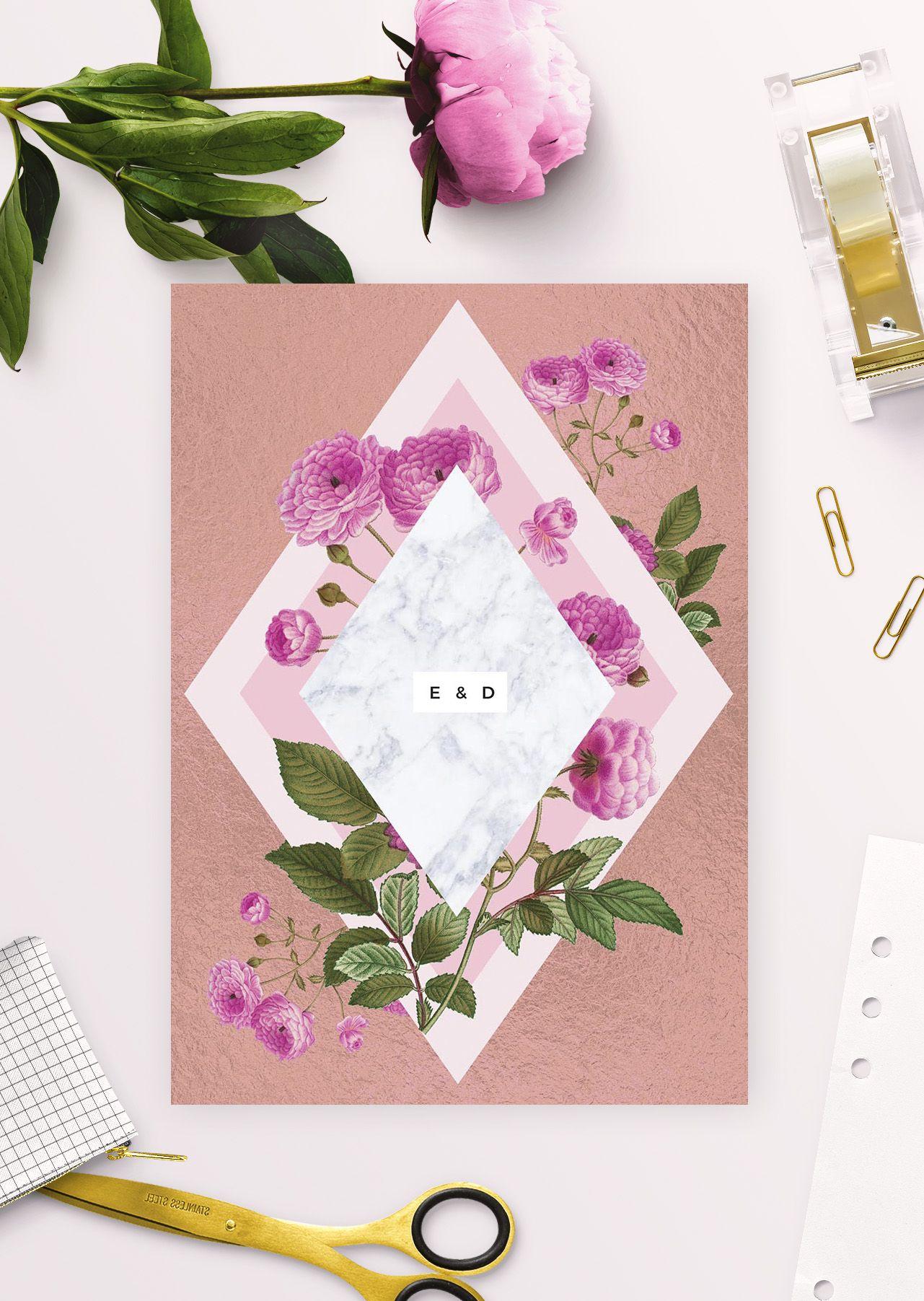 Online Shop Floral Wedding Invitations Floral wedding Wedding