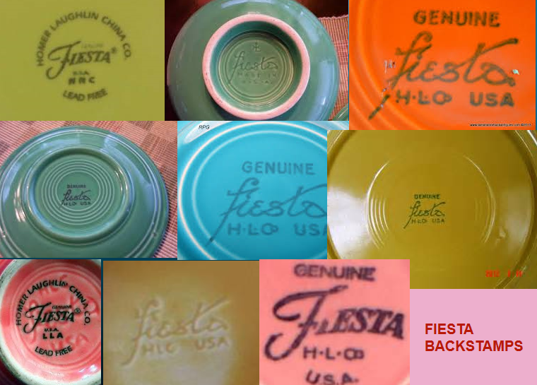 Dating your fiestaware