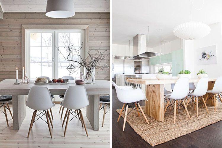 mesas-comedor-decoracion-19 | Mesas | Pinterest | Comedores ...