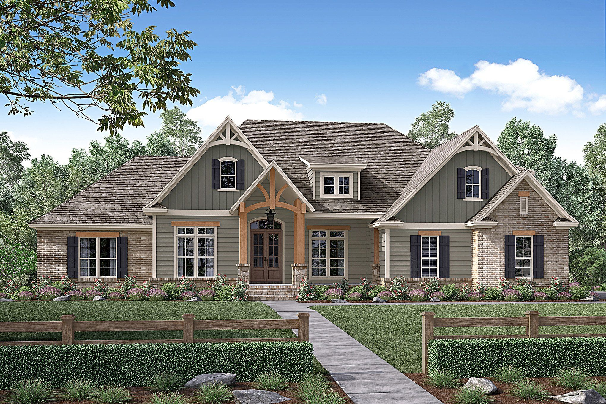 This beautiful 4 bedroom, Craftsman style home offers great ... on small house plans, acadian style house plans, western ranch house plans, rectangular house plans, french normandy house plans, classic house plans, cottage house plans, chalet house plans, mountain house plans, carriage house plans, l-shaped house plans, country house plans, luxury house plans, craftsman house plans, lodge house plans, basic house plans, lake house plans, bungalow house plans, ranch style house plans, mid century modern house plans,