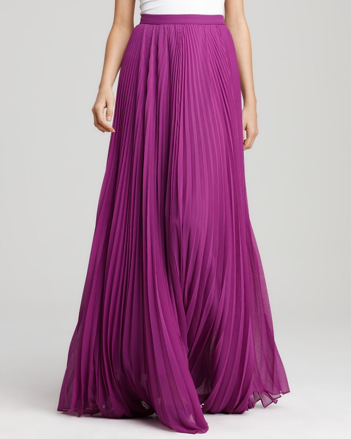 Alice + Olivia Shannon Pleated Maxi | Pintas/ Outfits | Pinterest ...