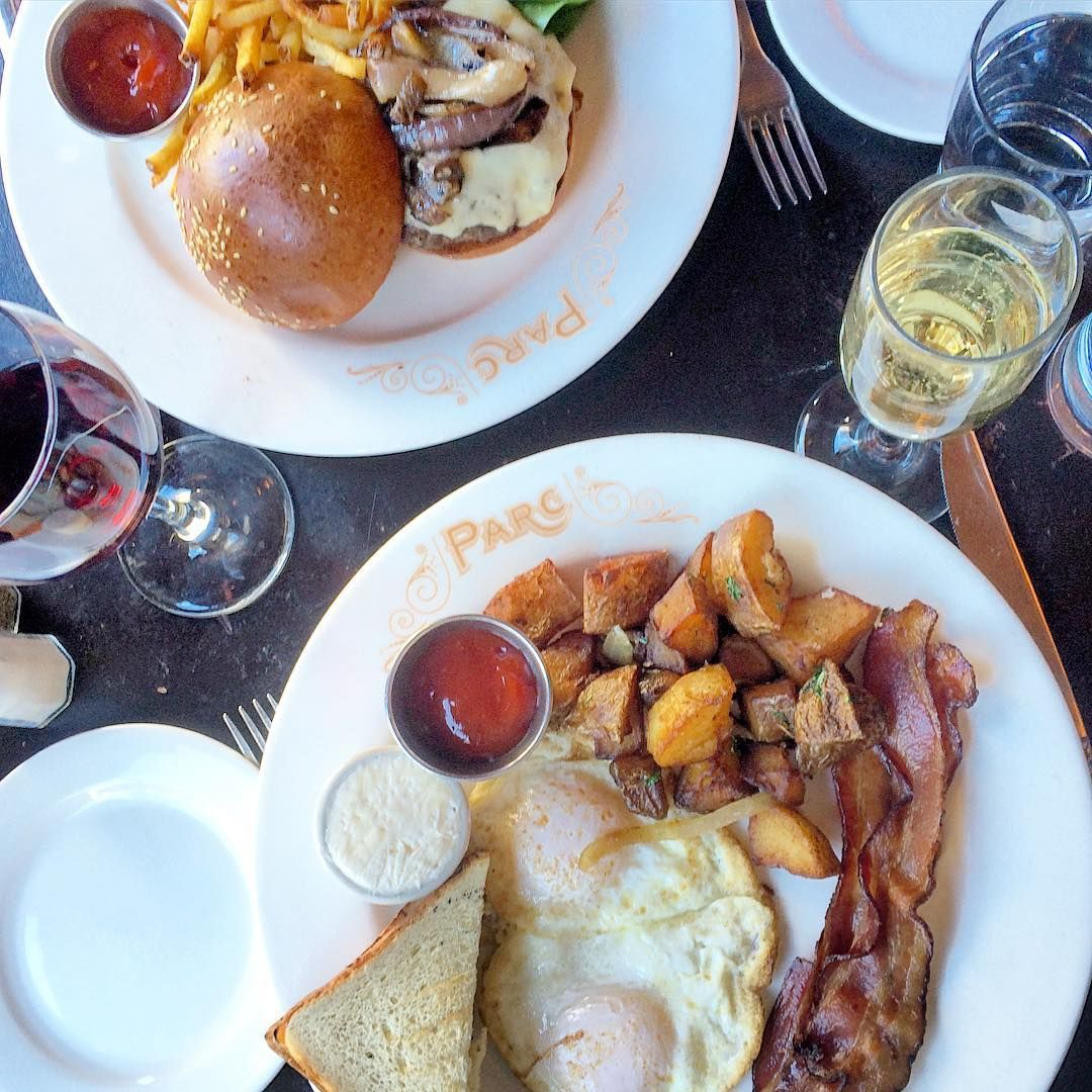 Sunday Brunch At Starr Restaurants Parc Yes Please Photo By