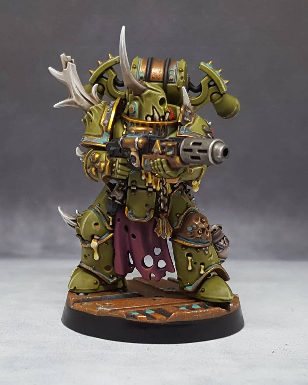 Another new Plaguemarine model.