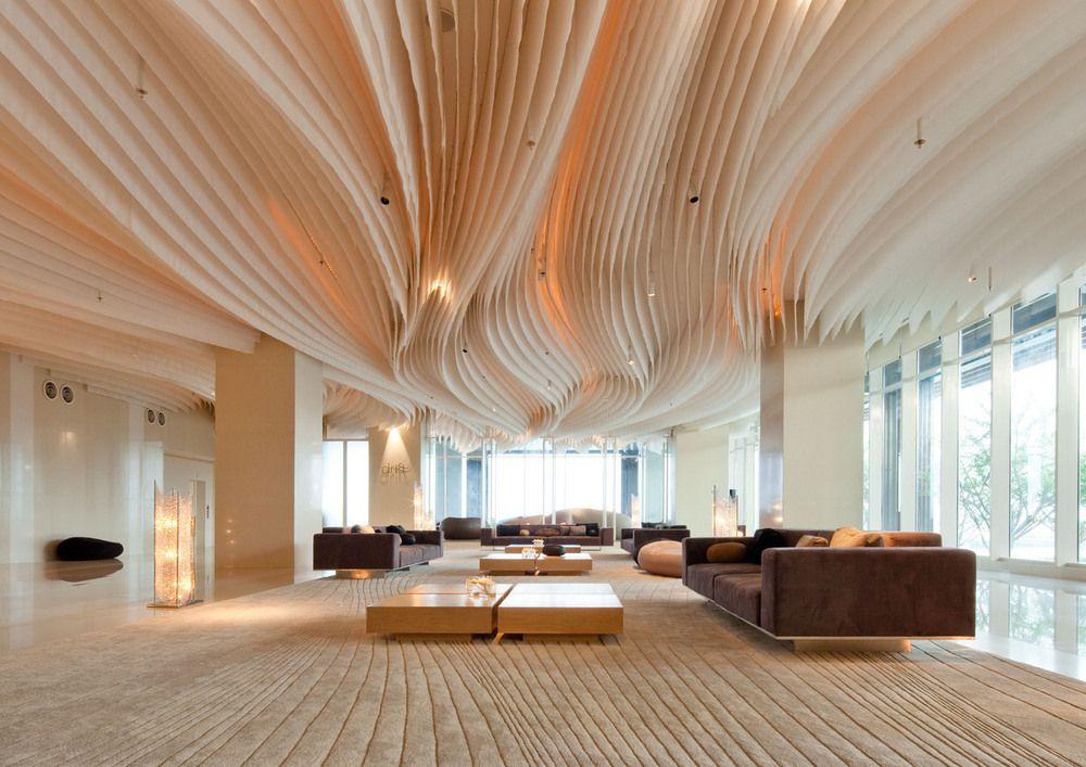 Department of Architecture (TH) — Hilton Pattaya Lobby & Bar, Pattaya 2010