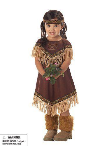 Lil' Indian Princess (Brown