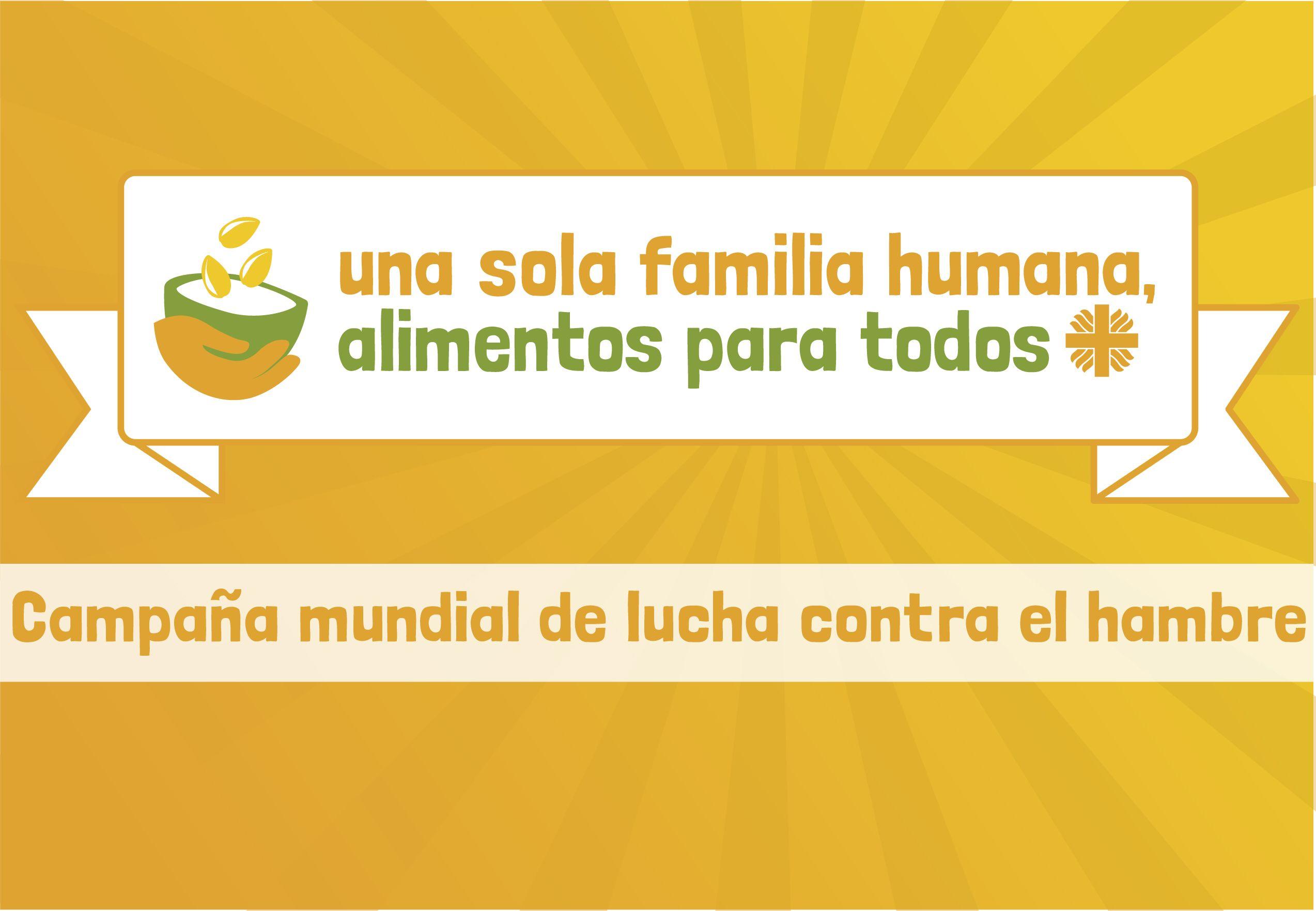 Plantilla campaña #AlimentosParaTodos #FoodForAll