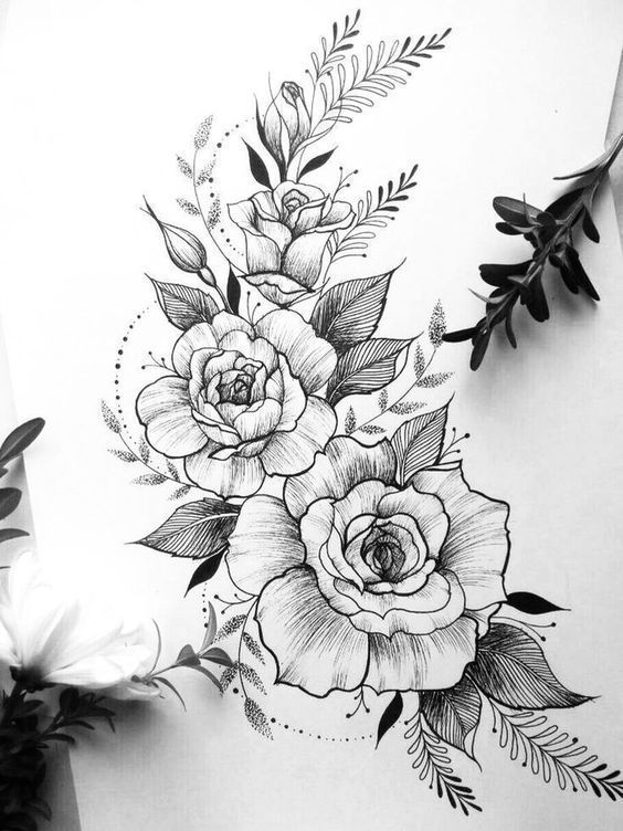 Photo of 50 Arm Floral Tattoo Designs für Frauen 2019 Seite 19 von 50 Tattoo Arm  F … – Welcome to Blog