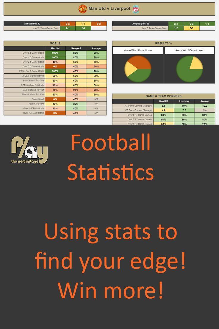 Football betting stats transferring bitcoins