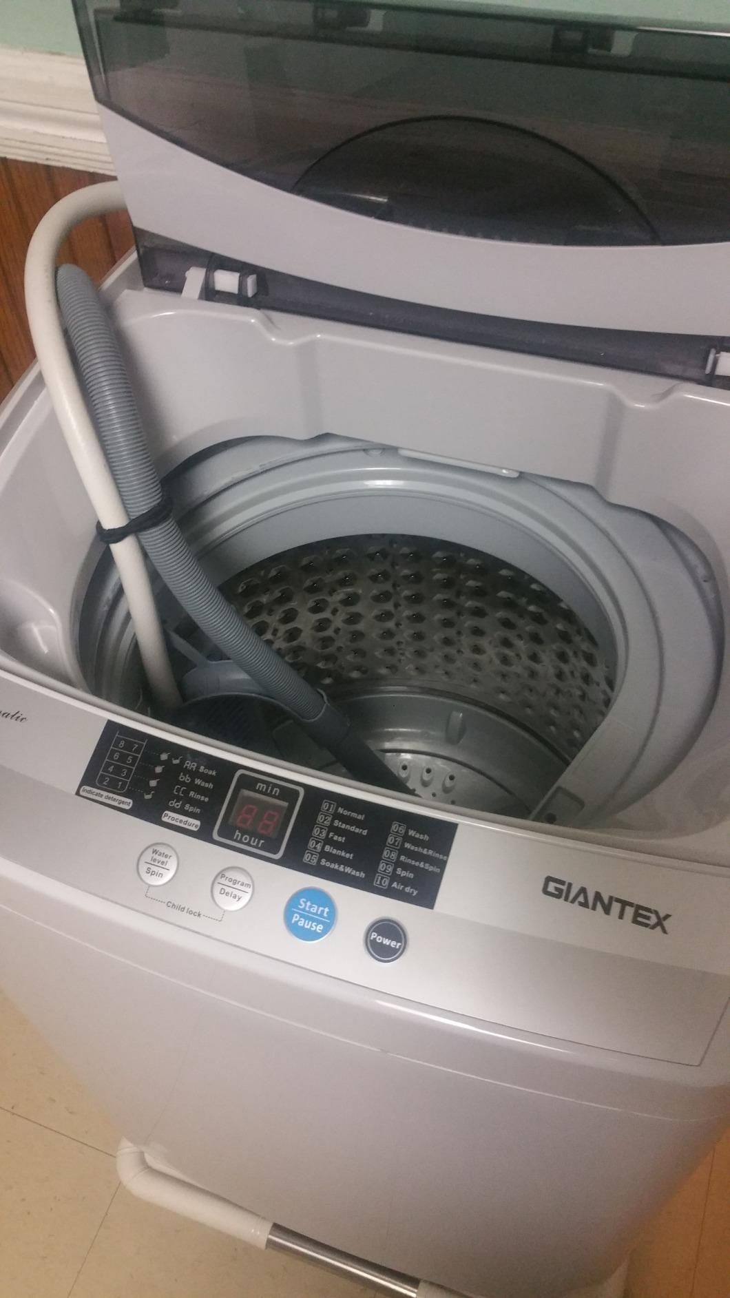 how to use washing machine automatic
