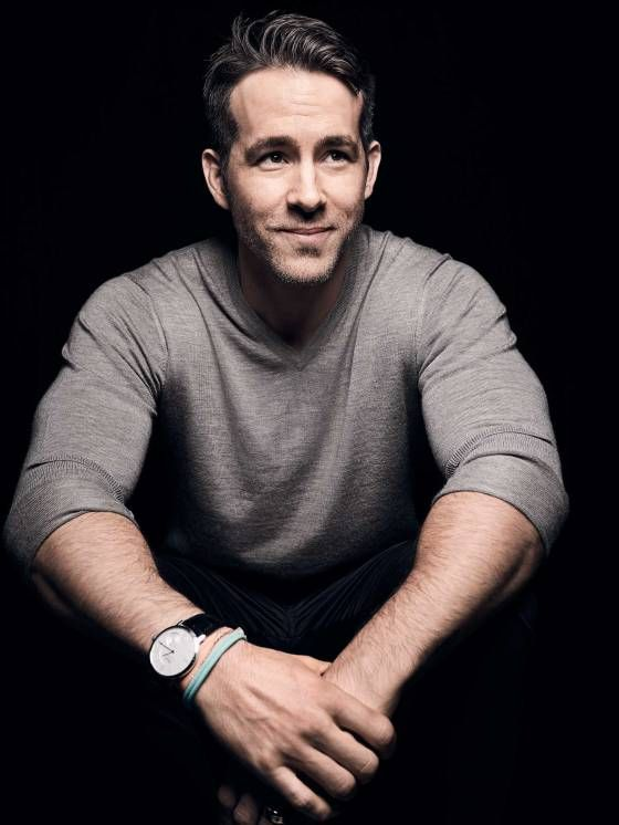 Time 100 2017 Ryan Reynolds
