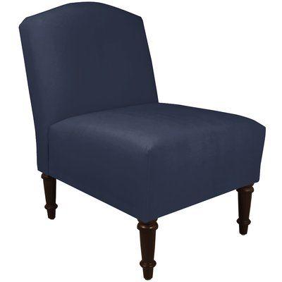 Best Alcott Hill Springdale Slipper Chair Chair Accent 400 x 300